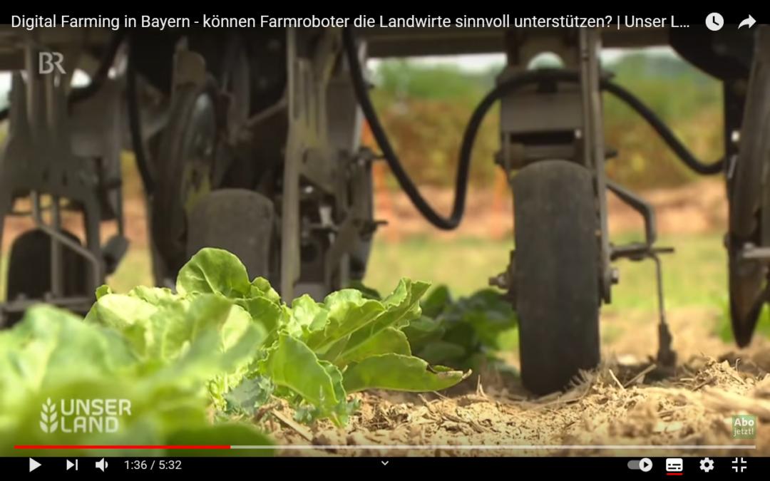 Interessanter Videobeitrag zum Thema: Digital Farming